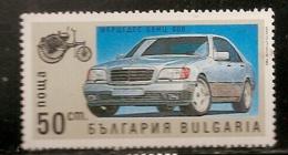 BULGARIE    N°   3436    OBLITERE - Usados