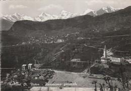 AOSTA - CHALLANT ST. VICTOR - PANORAMA GENERALE ........F6 - Aosta