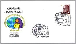 CAMPEONATO MUNDIAL DE BATEO - World Goldpanning Championship. Navelgas, Asturias, 2008 - Minerales