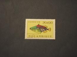 MOZAMBICO - 1951 PESCE E. - NUOVO(++) - Mozambico