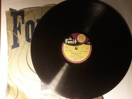 Fonit  - 1955   Nr. 15388. Giacomo Rondinella - 78 Rpm - Schellackplatten