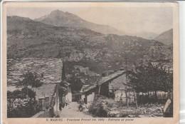 AOSTA - S. MARCEL - FRAZIONE PRELAT - ENTRATA AL PAESE........F6 - Aosta