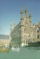 "Leuven, Lovanio (Brabant Fl., Belgio) Stadhuis, Hotel De Ville, Town Hall, Stamp ""Mercedes W154"" Spa-Francorchamps 1996 - Leuven"