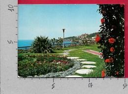 CARTOLINA VG ITALIA - BORDIGHERA (IM) - Scorcio Caratteristico - 10 X 15 - ANN. 1987 - Imperia