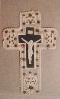 Canivet En Forme De Croix - Images Religieuses
