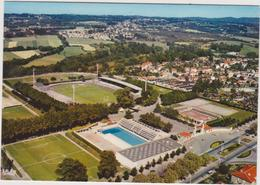 DAV :  Haute  Vienne :  LIMOGES  :  Vue   Stade Football-rugby -  Piscine - Tennis - Limoges