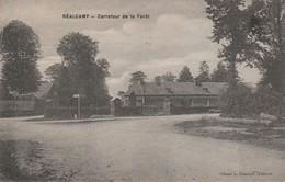 76 - REALCAMP - Carrefour De La Forêt - France