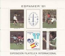 Argentina Hb 28 - Hojas Bloque