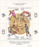 Argentina Hb 49 - Hojas Bloque