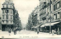 N°69181 -cpa Le Havre -la Rue De Paris- - Le Havre