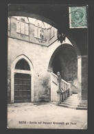 Siena - Cortile Nel Palazzo Grottarelli Gia Pecci - 1916 - Siena
