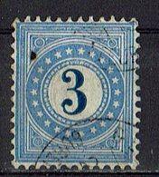 Schweiz 1878/1880 // Mi. 3 O - Postage Due