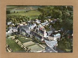 CPSM Dentellée - POCé-sur-CISSE (37) - Vue Aérienne Du Bourg En 1960 - Other Municipalities