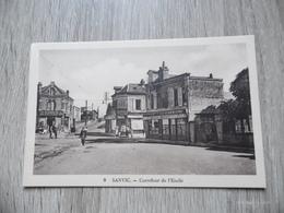 Cpa  Sanvic   Carrefour De L'Etoile - Autres Communes