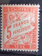 1941- CERES N° 66 ** TYPE DE 1881 - Postage Due