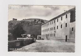CAMPO Di SOLAGNA  (VI)   Albergo   - F.G. - Anni  '1950 - Vicenza