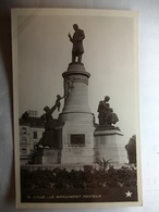 Carte Postale Lille (59) Le Monument Pasteur ( Petit Format Noir Et Blanc Non Circulée ) - Lille