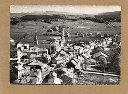 CPSM Dentellée - SAINT-LAURENT-du-JURA (39) - Vue Aérienne Du Bourg En 1956 - Altri Comuni