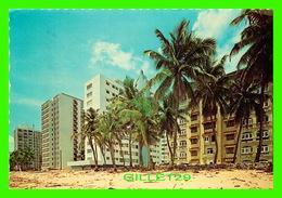 SAN JUAN, PUERTO RICO - BORINQUEN PARK APTS - TRAVEL IN 1965 - DEXTER PRESS INC - - Puerto Rico