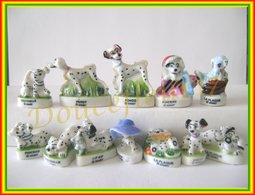 Dalmatiens Les 101 .. Série Complète ... Ref AFF : 38-1998 ... (pan 0042) - Disney