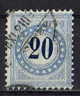 Schweiz 1878/1880 // Mi. 6 O - Postage Due