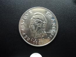 POLYNÉSIE FRANÇAISE : 50 FRANCS    1988     G.119 / KM 13     Non Circulé - Polynésie Française