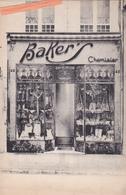 """59-MAGASIN """"BAKER""""CHEMISIER-MAGASIN De CHEMISERIE HOMMES 42 Rue ESQUERMOISE LILLE- - Lille"""