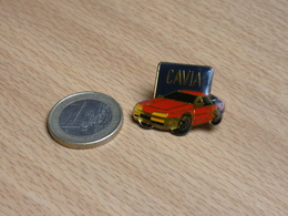 CAVIA  . AUTOMOBILE . - Pins