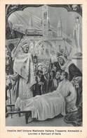Cartolina Unione Nazionale Italiana Trasporto Ammalati A Lourdes 1939 - Cartoline