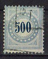 Schweiz 1878/1880 // Mi. 9 O - Postage Due