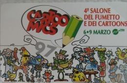 NUOVA -(Mint)-348 -PRIVATE PUBBLICHE-CARTOOMICS -C&C 3440 - Italië
