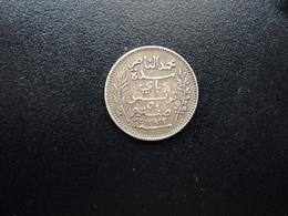 TUNISIE : 50 CENTIMES  1332 - 1914 A   G.161 / KM 237     TTB - Tunisie