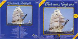 Superlimited Edition CD  WINDE WEH'N, SCHIFFE GEH'N - Country & Folk