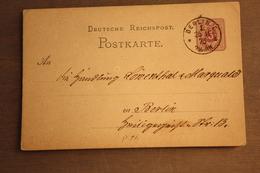 ( 2461 ) GS DR  P 5 II Gelaufen    -   Erhaltung Siehe Bild - Allemagne