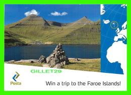 FAROE ISLANDS, DANMARK - POSTA STAMPS - - Danemark