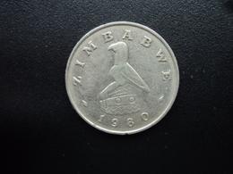 ZIMBABWE : 1 DOLLAR   1980   KM 6      SUP 55 - Zimbabwe