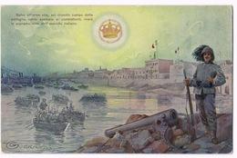 Cartolina - Postcard / Non Viaggiata - Unsent / Propaganda – 1a Guerra Mondiale - Guerre 1914-18