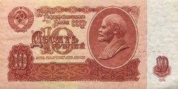 Russia 10 Rubles, P-233 (1961) - UNC - Russland