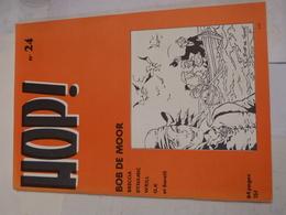 HOP !  N° 24  Revue D'informations Et D'études Sur La BD - Magazines Et Périodiques