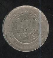 100 Réis Brésil / Brasil / Brazil 1889 - Brésil