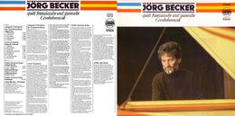 Superlimited Edition CD Jorg Becker.CHAMBONNIERE. COUPERIN. SOLER. - Instrumental