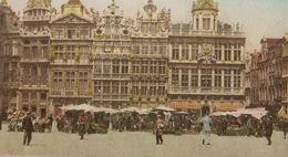 Bruxelles La Grand'Place - Albanie