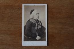 Cdv  Second Empire  Archeveque De Bordeaux  Auguste Donnet  Croix De Chapitre Par Pierre Petit - Oud (voor 1900)