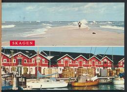 °°° 13041 - DANMARK - SKAGEN - 1994 With Stamps °°° - Danimarca