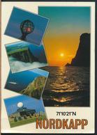 °°° 13042 - NORWAY - NORDKAPP - 1995 With Stamps °°° - Norvegia