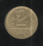 2 Cruzeiros Antigo Brésil / Brasil / Brazil 1942 SUP - Brésil