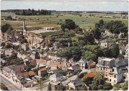 37. Gf. ROCHECORBON. Les Quais. Le Coteau Et Ses Troglodytes Et La Lanterne. 1 - Rochecorbon