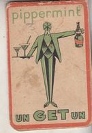 """Petit Carnet  Avec Pub """" Pippermint  Un GET Un - Autres Collections"""