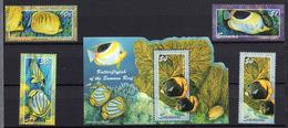 2004 - SAMOA - Yv. Nr. 980/984 + BF 71 - NH - (UP.207.42) - Samoa