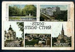 AK Stryj, Um 1910, Lwiw, Lemberg, MBK (5), Verlag Pritsch - Ukraine